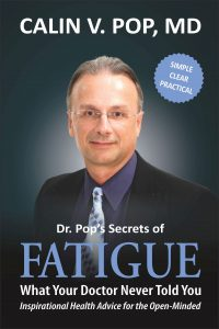 Fatigue book by Dr Pop
