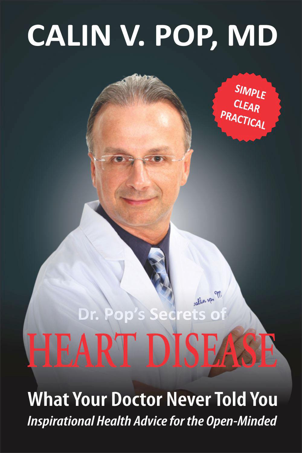 Heart Disease Cover Dr Pop
